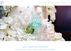 Confection Perfection website image