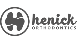 Henick Orthodontic's logo
